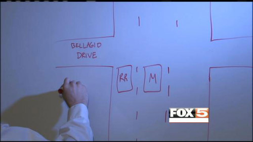 ICYMI: FOX5 took to the whiteboard to breakdown the exact details of the deadly shooting, wreck on the Las Vegas Strip. more