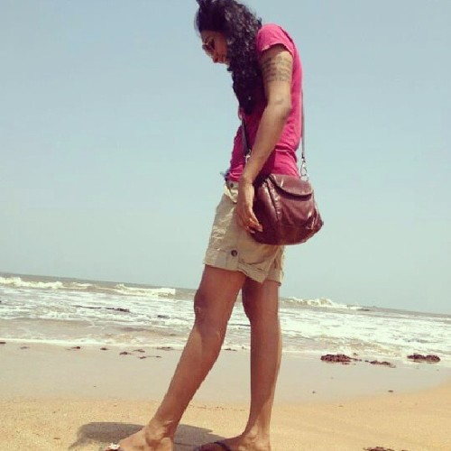 Let's take a walk to nowhere!  (at GOA)