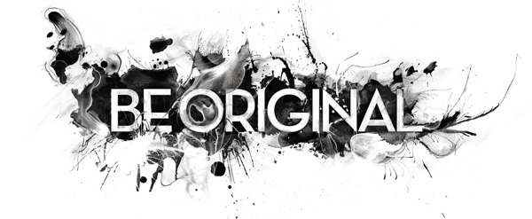 "So beautiful! ""Stay Original"" campaign for HBO that showcases hand painted character movie posters (everything was digitally painted though)."