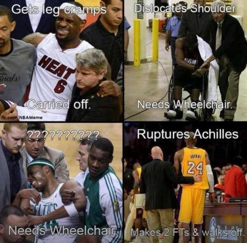 Worth a good laugh or two. (via Lakers Nation)