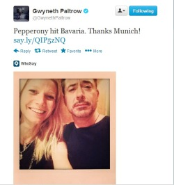 downeyandco:  presidentofstarkindustries:  OKAY. THEY KNOW ABOUT PEPPERONY. THEY CALL THEMSELVES PEPPERONY. I'M DONE. I'M SO DONE. NOW YOU CAN BURY ME.   THEY KNOW. OH GOD, THEY KNOW.