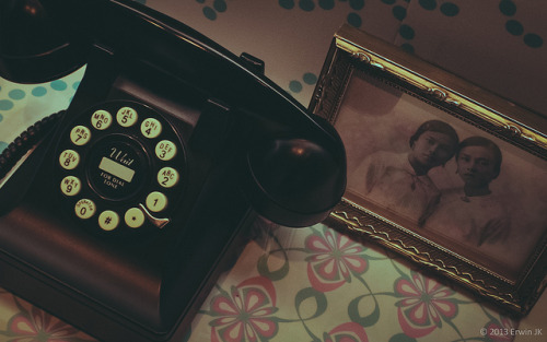 Retro Phone1 by Erwin JK on Flickr.