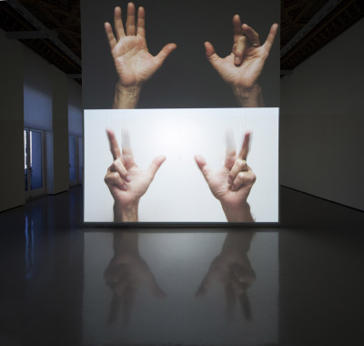 hifas:   For Children / For Beginners, 2010 by Bruce Nauman
