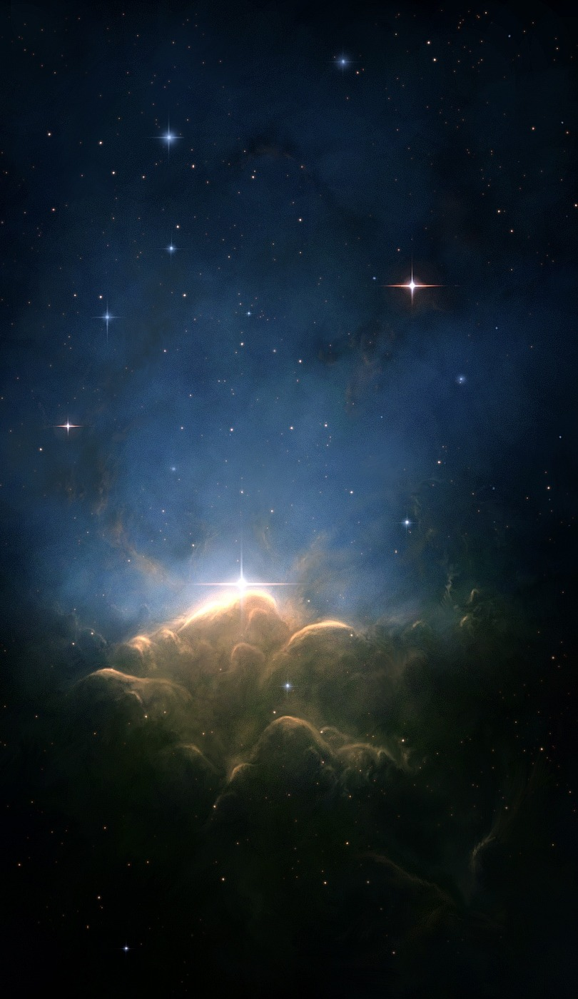 Aura Nebulaby~Andr-Sar