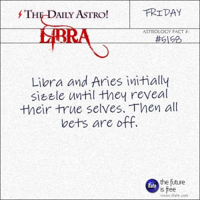 Libra 5158: Check out The Daily Astro for facts about Libra.