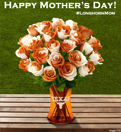 Happy Mother's Day to our Longhorn mothers!Share your photos of mom. Use #LonghornMom or email it to us at utsocial@utexas.edu and you might see it on our social channels.