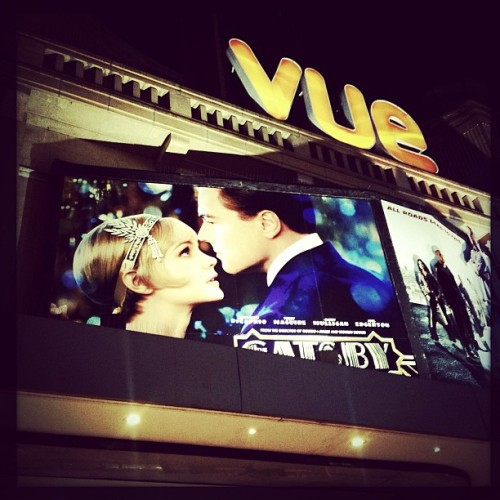 well, I liked it #gatsby  (at Vue)