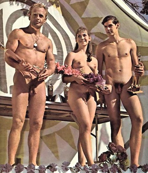 ohnesans:vintage nudists (98)