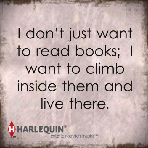 Lovely quote about #reading