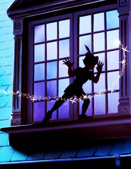 neraidoulachemist:  Good night!!! Dream on with Peter Pan!!!