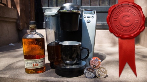 bobbycaputo:  How to Make Cocktails With Your Keurig