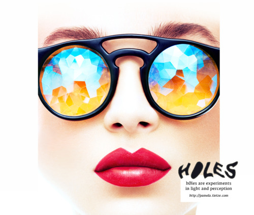 h0les Kaleidoscopic Eyewear