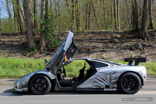 automotivated:  MCLAREN F1 GTR CESAR - 3 (by Eddy Clio)