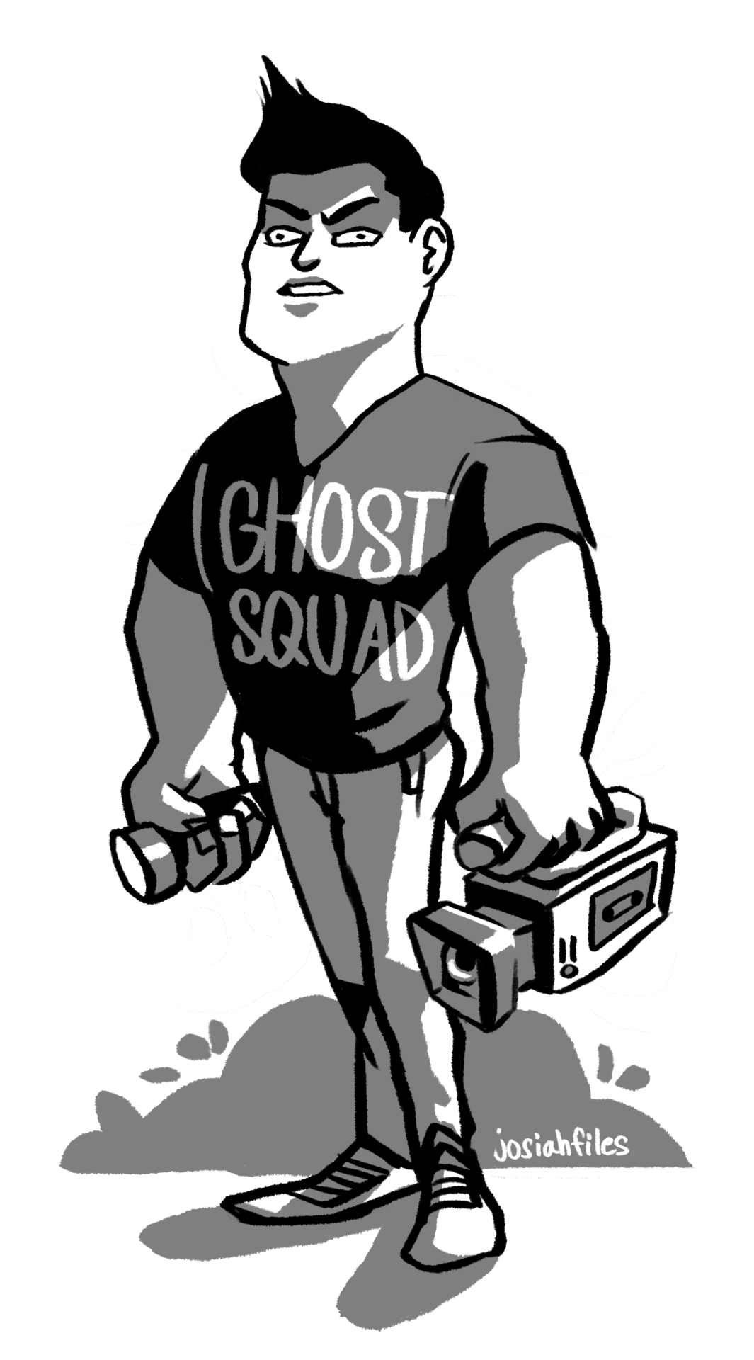 josiahfiles:  tiny draggable zak bagans for u