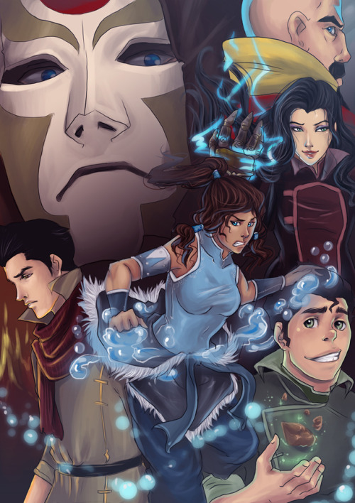 xheartstation:  LOK by Lady-Lillika