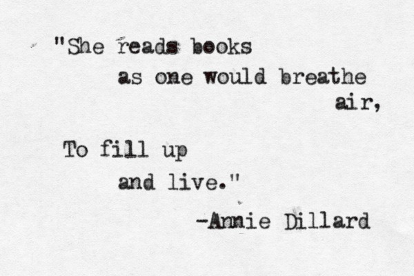 fingersxxcrossed:  Annie Dillard - The Living
