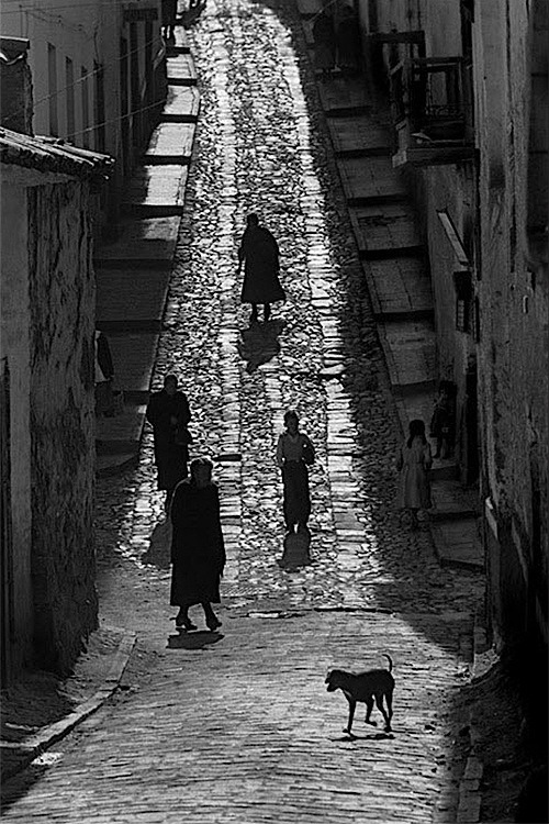 Werner Bischof  Peru, Cuzco, 1954 From Magnum Photos