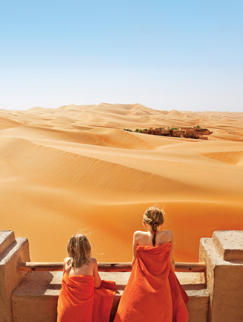 Family Travel | Qasr Al Sarab Desert Resort, Abu Dhabi