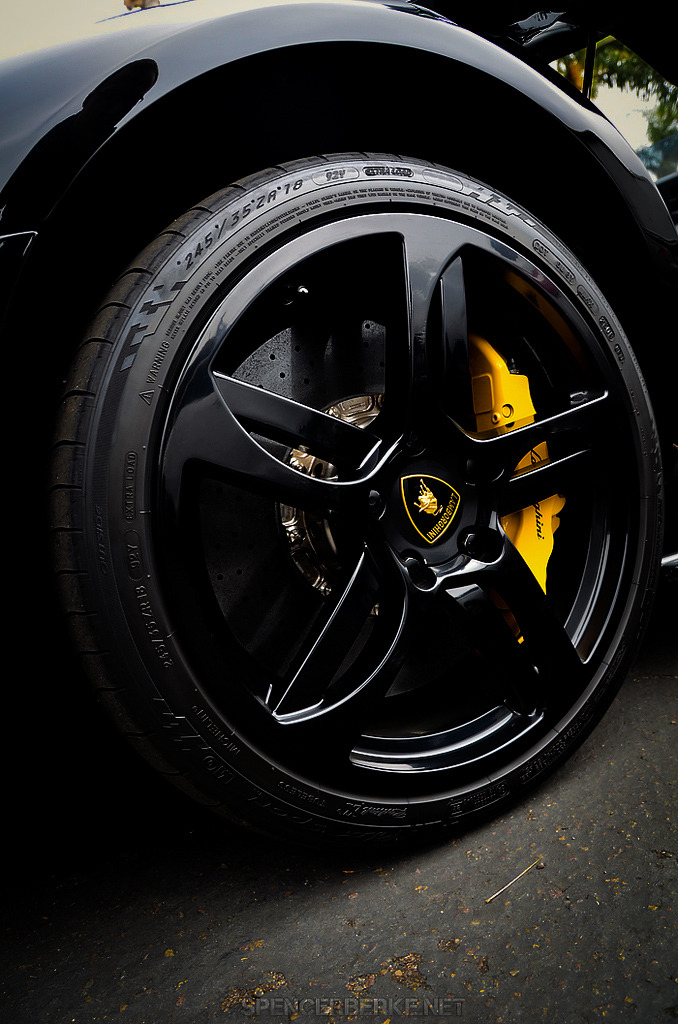 bvsedjesus:  My favorite rims. Ever. Point blank the nicest. I want an LP640 for this reason.