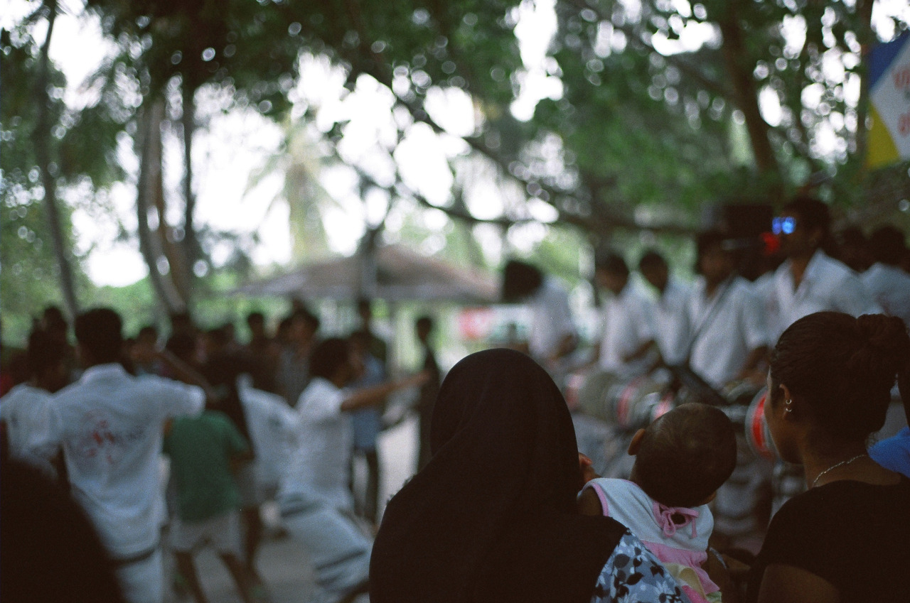 canon AE1 at Villingili