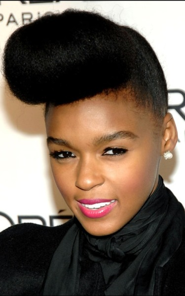 It's a Janelle Monae kind if day!!