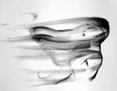 scurviesdisneyblog:  Colors of the Wind charcoal animation by Glen Keane