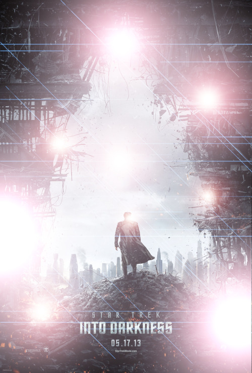 itsabigclub:  Special Unreleased Poster for Star Trek: Into Darkness