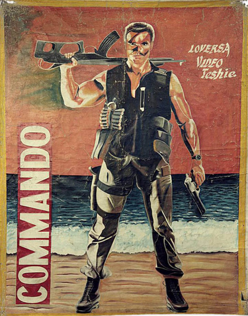 Movie #16 of 2013: Commando