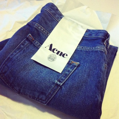 acne clothes are perf