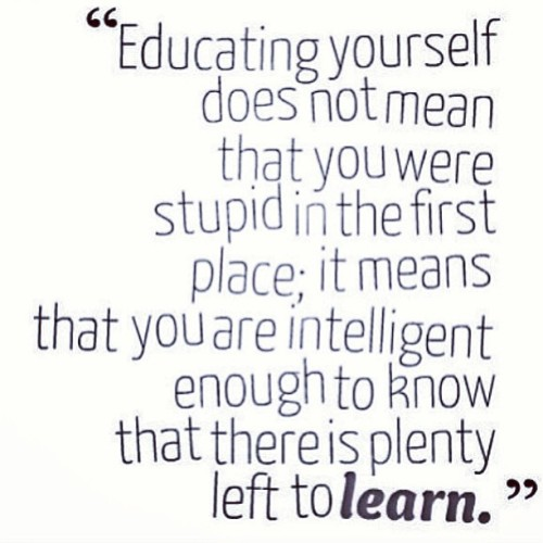 mranthonyyoung:  #Educate #Overstand #intellect #intelligence #learn
