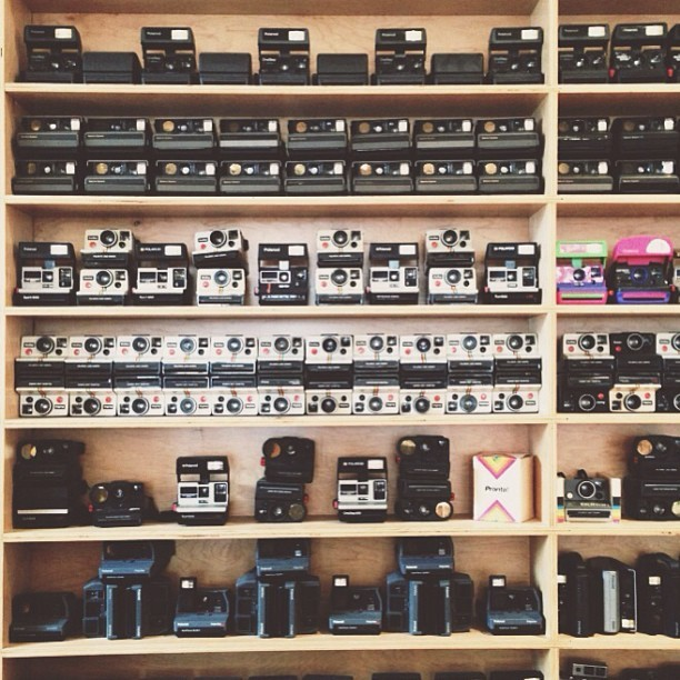 bryant:  at @impossibleproject picking up some gear and film for the #tretorntrip !