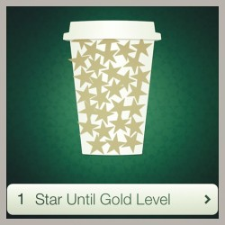 I'm so fucking close! #Starbucks #drinks #rewards #follow #awesome #almost #soon  (at Starbucks)