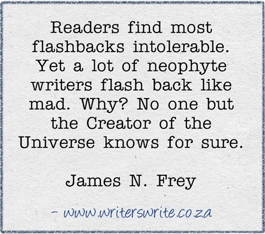 James N. Frey is the author of How to Write a Damn Good Novel