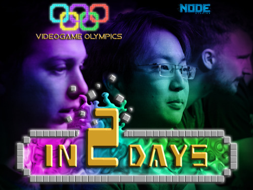 TWO days until the first annual Video Game Olympics with Node and Smosh Games!! WHO WILL WIN???