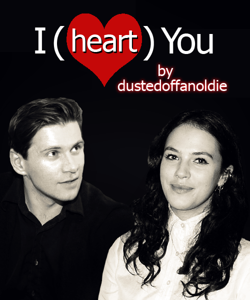 dustedoffanoldie:  'I (heart) you' : Chapter three To appease her best friend, Sybil reluctantly creates a profile for an online dating site. She doesn't expect anything to happen. But there is that one guy who messages her, and makes her laugh, and causes her stomach to do flip-flops. But who is he? And is her heart ready to go from virtual reality, to actual reality?  Chapter Two Chapter One  OMG!!! MY MONDAY JUST GOT 100000000% BETTER!!!!!  BRB.. GONNA READ THE SHIT OUT OF THIS!