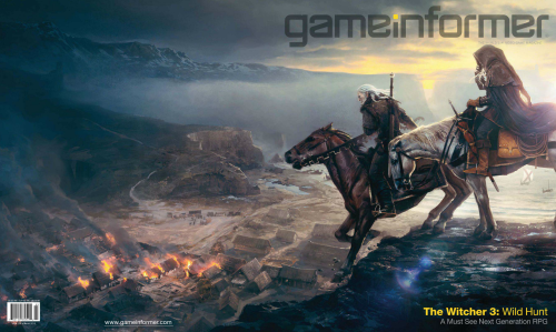 Witcher 3 Details Beginning to Surface