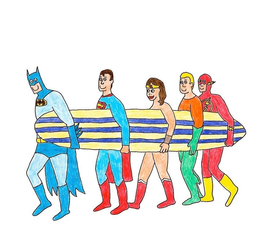 happybatmanrecords:  the beach boys - surfer girl