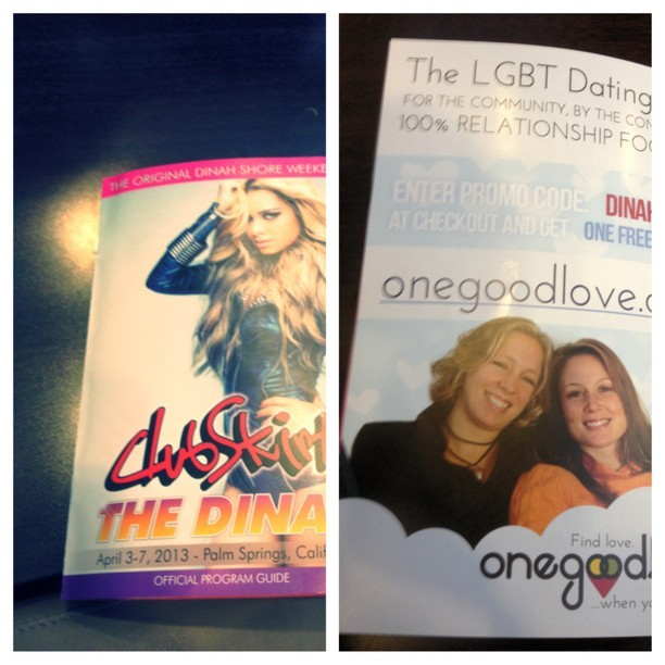 Thanks to @mariahhanson and #thedinah team for an incredible event! Team Onegoodlove.com loved all the ladies met! xoxox (at OneGoodLove.com)