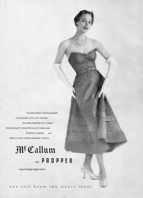 McCallum and Propper 1950