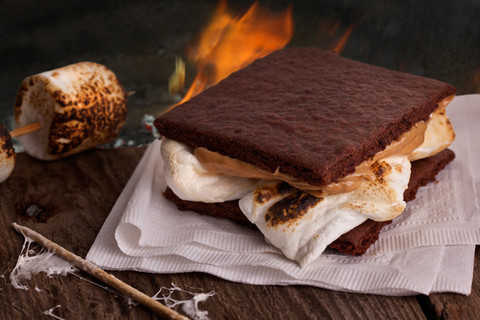Chocolate Graham Cracker S'Mores