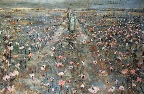 verolullaby:  Anselm Kiefer Let a Thousand Flowers Bloom  possibly my favourite living artist….