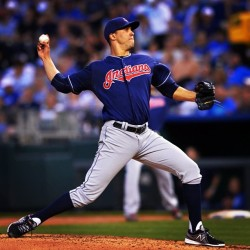 Ubaldo dominates in 9-0 #shutout of KC…see you tomorrow night, #TribeTown