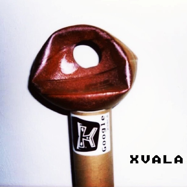 Slammed & Dunked #xvala #sculpture #kardashian #trash #basketball #fear #google #data #geek