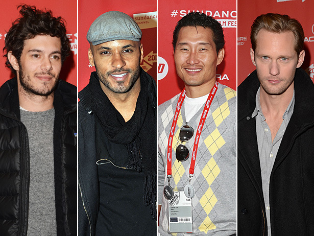 Alexander Skarsgard, Adam Brody, Joseph Gordon-Levitt & More: The Male Eye Candy Of Sundance