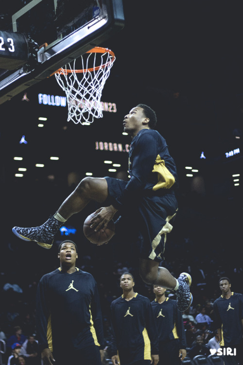 lovesiri:  Wayne Selden Jordan Brand Classic @Jumpman23 @JordanClassic Barclays Center April 13, 2013