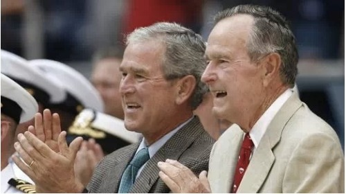 Uh oh. Bush family emails have apparently been hacked and sources allege that hacker has got a lot of information. Some pieces of information the hacker allegedly has is: possible funeral plans for George H.W., hospital photos, election result emails, and possible photos of George H.W. in a bath tub…