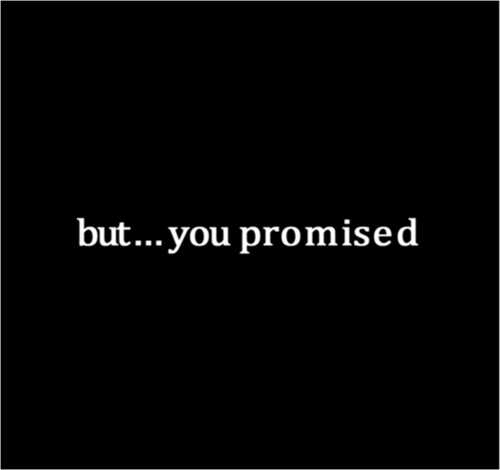 prinsesanginaantok:     You promised that you will always love me you will never gonna hurt me you will not leave me you will not make cry you will be there for me .. always you will be my last and i will be your last too you will marry me and you said we will live happily . but all the promises and such a lies , its not true . you hurt me and leave me broken . but don't worry i still love you and forever will be here for you . i promise ..