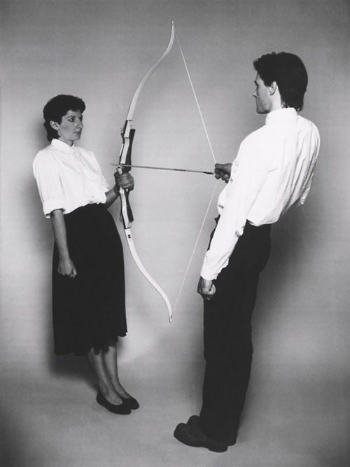 jewist:  Rest Energy With Ulay - Marina Abramovic & Ulay