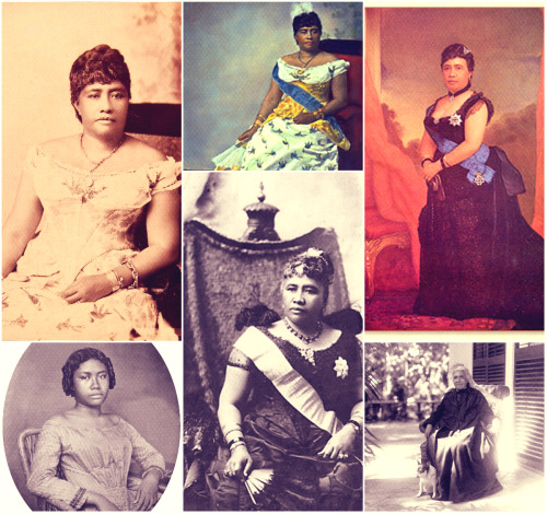 rentless-mistress:  History Meme - [1/6] Women Queen Lili'uokalani (1838-1917)  I, Liliuokalani of Hawaii, by the will of God named heir apparent on the tenth day of April, A.D. 1877, and by the grace of God Queen of the Hawaiian Islands on the seventeenth day of January, A.D. 1893, do hereby protest against the ratification of a certain treaty, which, so I am informed, has been signed at Washington by Messrs. Hatch, Thurston, and Kinney, purporting to cede those Islands to the territory and dominion of the United States. I declare such a treaty to be an act of wrong toward the native and part-native people of Hawaii, an invasion of the rights of the ruling chiefs, in violation of international rights both toward my people and toward friendly nations with whom they have made treaties, the perpetuation of the fraud whereby the constitutional government was overthrown, and, finally, an act of gross injustice to me.