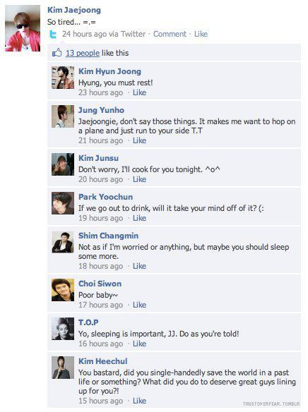 deuxjuillet5:  This is funny yet so cut~e XD ranting Heechul :) credits to owner (this is from a long(slightXD) time ago but I want to share it again coz it's cut~e)